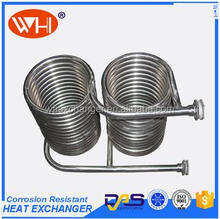316l stainless steel coil,water evaporator coils,chilled water cooling coil for wholesale
