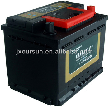 At a Low Price High Quality Storage Battery 56031 60Ah 12V Whli