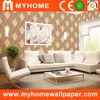 cheap wallpaper decoration vinyl coated wallcovering