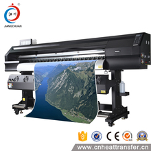 Best eco-solvent tarpaulin printer with dx5 1440dpi