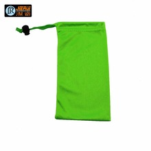 Wholesale Microfiber Mobile Phone Drawstring Pouch