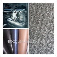 PVC/PU leather car seats used, bus/truck/auto accessories leather