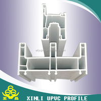 China factory upvc profiles manufacturer