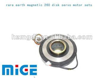 Rare earth magnetic servo motor view ac servo motor mige for Rare earth magnet motor