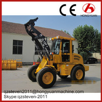 2016 new ZL15F+ made in china loaders for sale in farming machine with big tyre