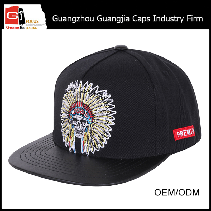 Guangjia Cap Factory Manufacturer Wholesale Custom Embroidery Energy Cap
