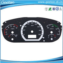 High Quality Waterproof Polycarbonate Digital Auto Gauges Speed Panel