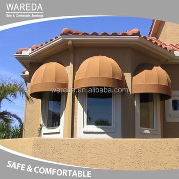 Detachable Demo Fixed Window Awning