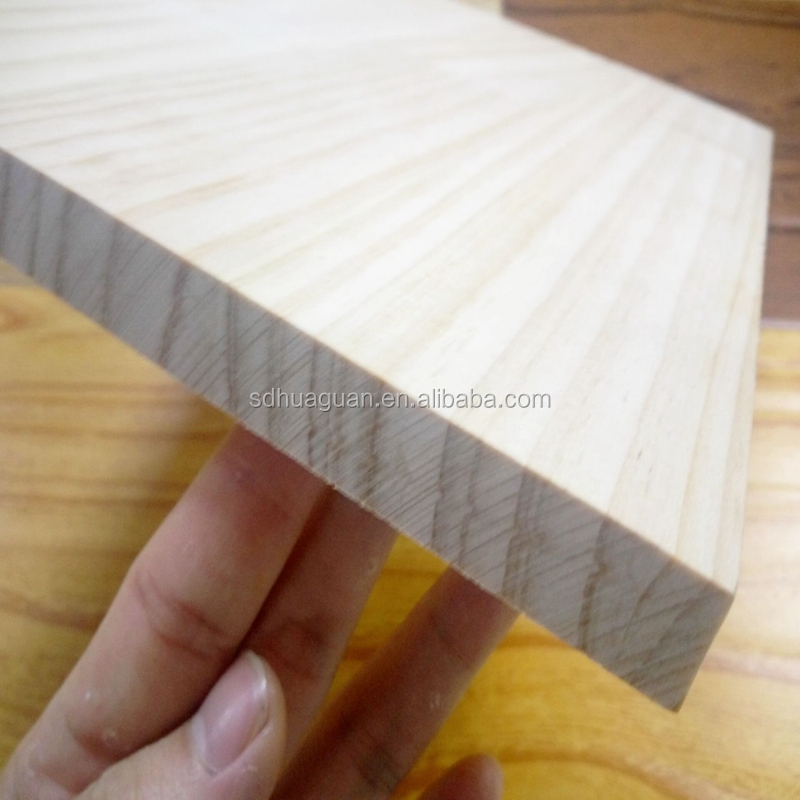 furniture usage 15mm finger joint wood pine board for sale