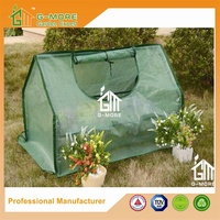 G-MORE Cold Frame Series , PE cover Various sizes ,Steel tube Greenhouse(GM21001-2)