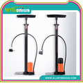 Bicycle pump support Support both presta valve and Schrader valve
