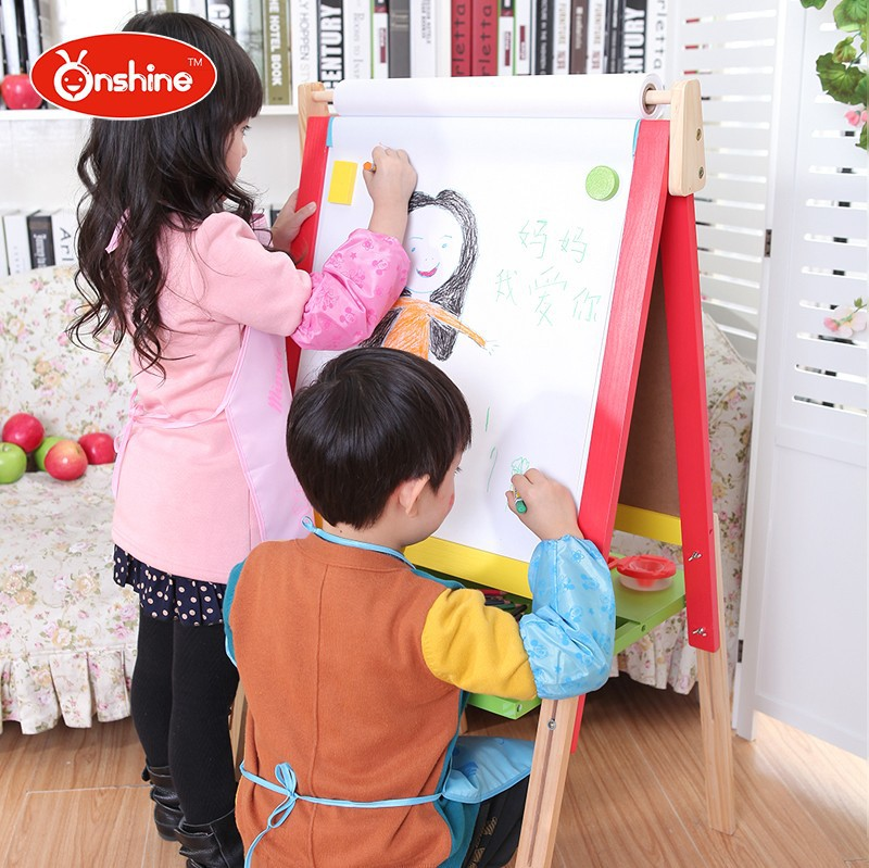 children toys new style wood drawing board for kids