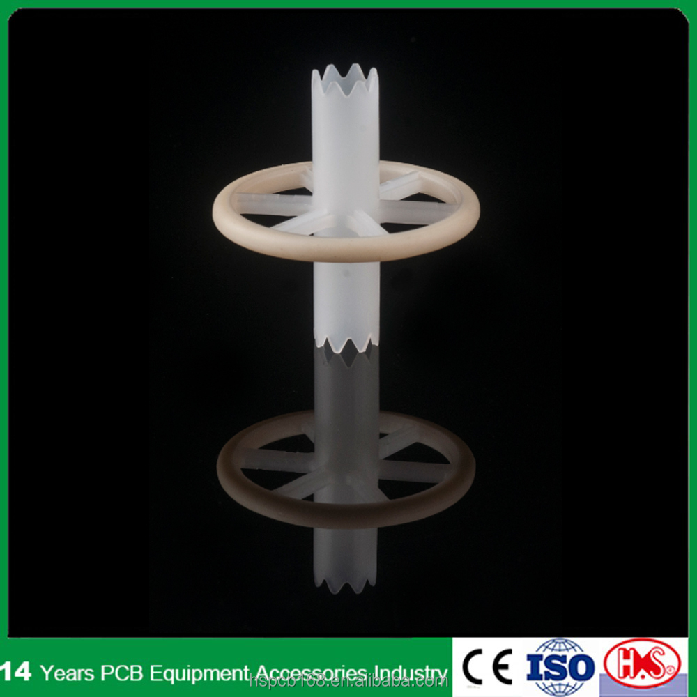 Perfect quality low <strong>friction</strong> hard plastic wheels for PCB equipments