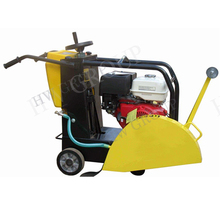 Gasoline power concrete cutter/concrete road cutting machine