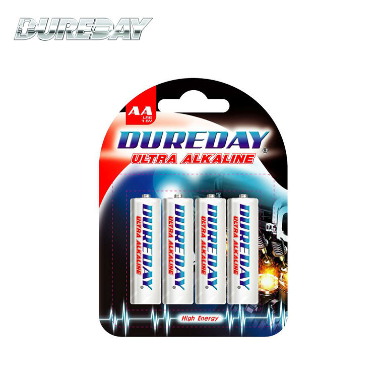 1.5V LR6 AA AM3 MIGNON Alkaline battery