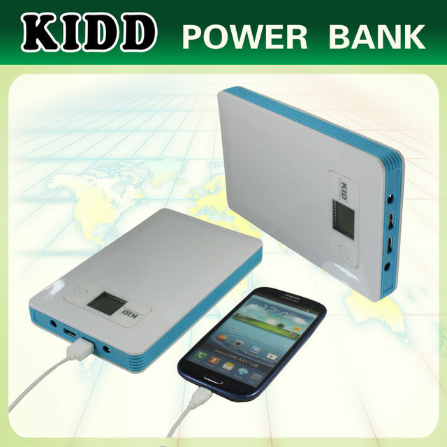 KIDD Power Big capacity universal best price battery charger power bank for philips