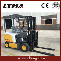 LTMA similar to TCM type competitive price 1.5 ton to 3 ton mini forklift