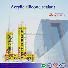 Industrial Usages Acetic Silicone Sealant Exporter