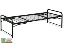modern metal steel bunk fold bed G178 G179 for dormitory