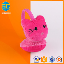 2017 the newest fashion protection earmuffs for children