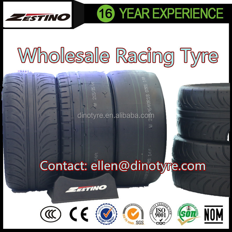 zestino 17'' drift tire japan tires gredge 07rs 07r 265/35r18 225/45r17