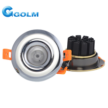 4 Inch Round Downlight Recessed Led Ceiling Down Panel Light