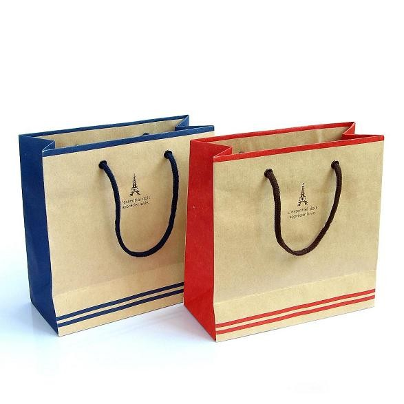 Fashion new products paper shopping bag custom paper bag for shopping,shopping paper bag with printing