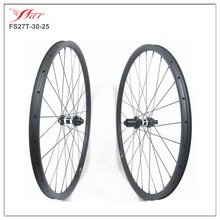 Price Competitive!! Farsports 650B mountain bike wheels FS27C/7-30-25 carbon MTB wheels with DT 350s MTB hub