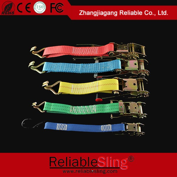 Wholesale low price high quality Tow Truck Straps Break Strength 4.5Ton