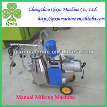 Newest type automatic portable manual milking machine