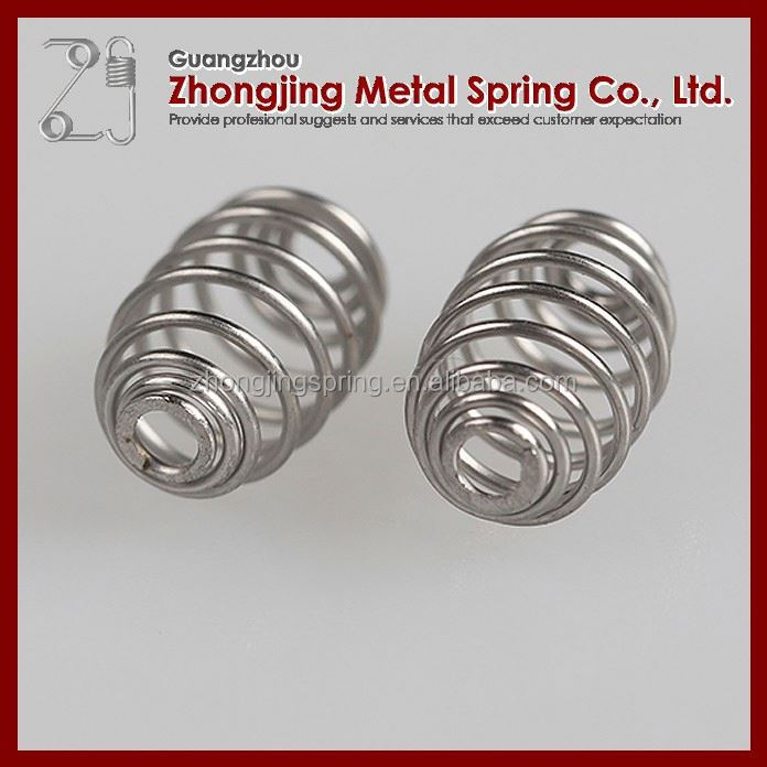 Heavy Duty Flat Wire Pulling Coil Compression Spring