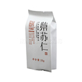 Best quality barrier customzied side gusset foil tea pouch