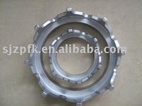 stainless steel casting and machining product