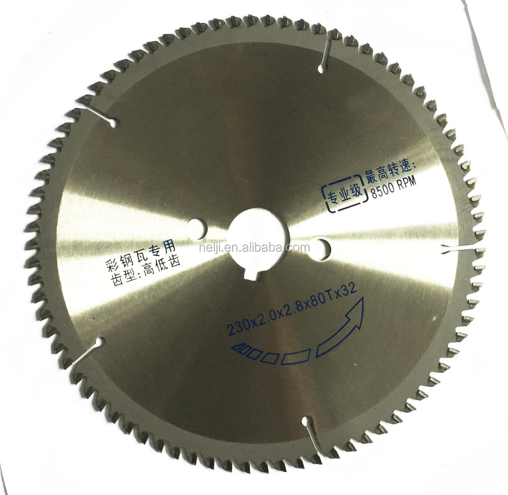ceramic porcelain tiles cutting saw blade tile cutter sawblade diamond saw blade for steel tiles