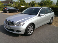 Mercedes-Benz C Class C220 CDI BlueEFFICIENCY SE 5dr Auto 2.1estate