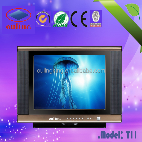 pure flat 21 inch crt tv with good price crt tv circuit boards