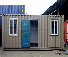 STEEL STRUCTURE PREFABRICATED BUILDINGS Container house