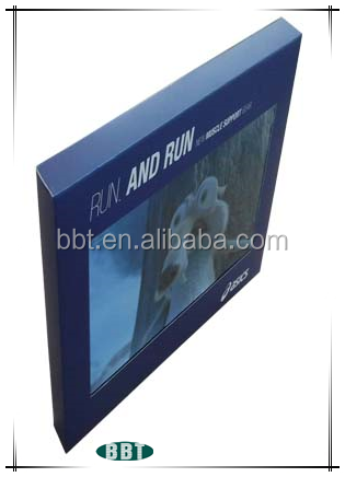 factory supply 7inch pos display video brochure with stand for advertising