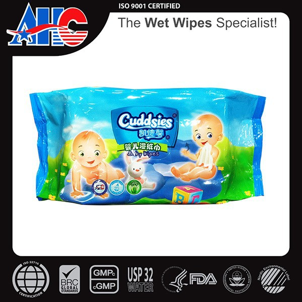 wet tissue baby wipes month use