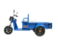Commercial three wheel scooter 110cc tricycle/ strong power electric cargo rickshaw for adults
