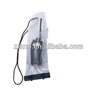 Waterproof carry case HLN9985B for digital two way radio