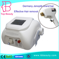 Professional 400W portable 808nm diode laser hair removal machine