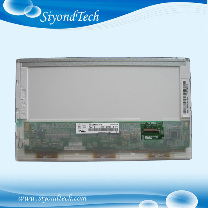 "B089AW01 / A089SW01 / LP089WS1 / HSD089IFW1 / N089L6-<strong>L02</strong> 8.9"" Notebook <strong>LED</strong> LCD Replacement Display Module For Acer Aspire One"