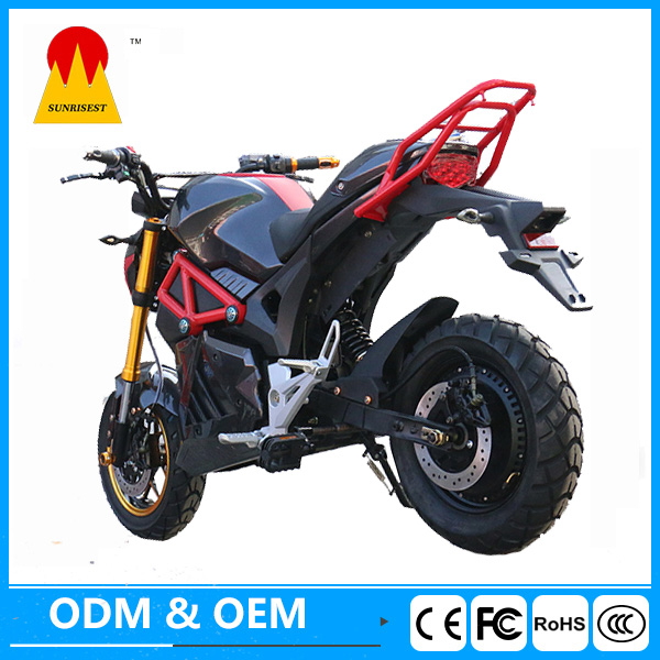 New energy green 1000w electric dirt bike powerful electric dirt bike for adults