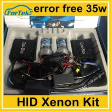 12v auto hid xenon kit canbus 35W h7 6000k from china factory