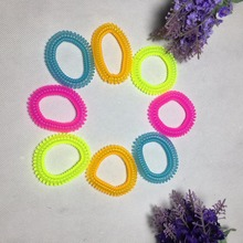 silicon anti mosquitoes repellent bracelets , anti mosquito bracelet wristband