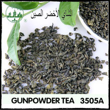 China green tea Maroc market gunpowder tea 3505