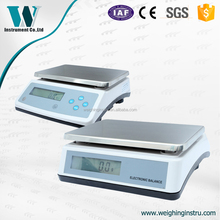 0.1g laboratory excel precision balance scale function