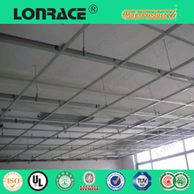 ceiling grid wall angle