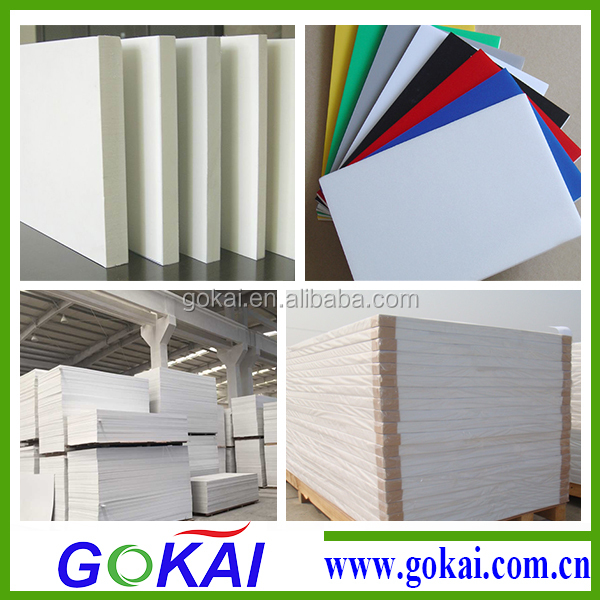 PVC Foam Board Specification 1220*2440mm